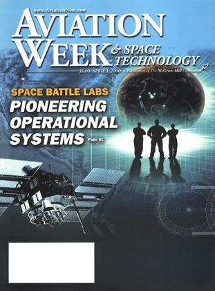 Cover for the April 3 2000 issue