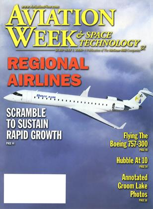 Cover for the May 1 2000 issue