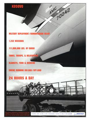 BOEING, Page: 84 - MAY 1, 2000 | Aviation Week