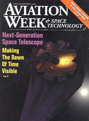 Cover for the August 28 2000 issue
