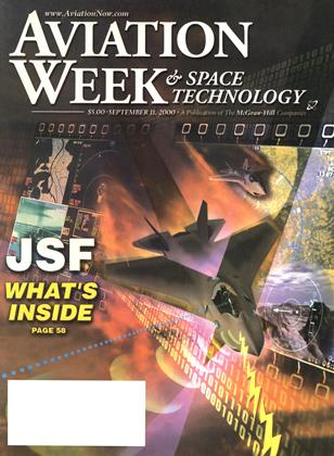 Cover for the September 11 2000 issue