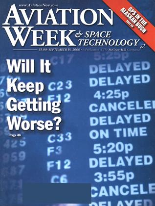 Cover for the September 18 2000 issue