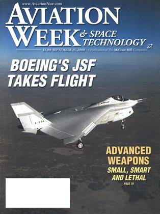 Cover for the September 25 2000 issue