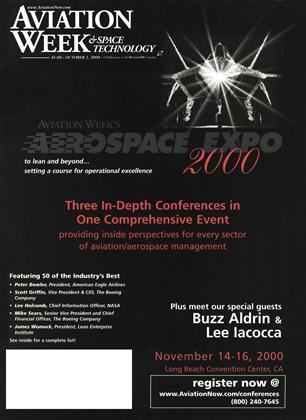 Cover for the October 2 2000 issue