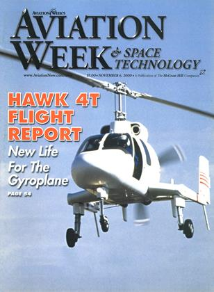 Cover for the November 6 2000 issue