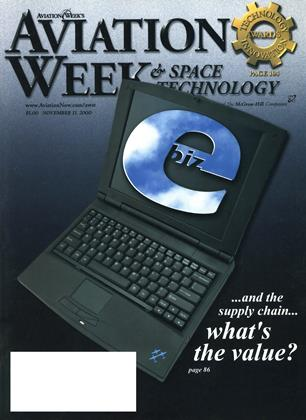 Cover for the November 13 2000 issue