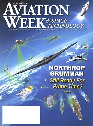 Cover for the November 20 2000 issue