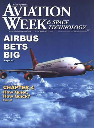 Cover for the January 1 2001 issue