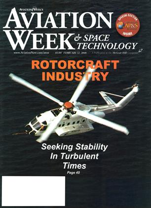 Cover for the February 12 2001 issue