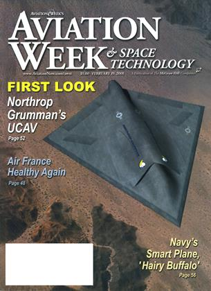 Cover for the February 19 2001 issue
