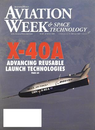 Cover for the June 11 2001 issue