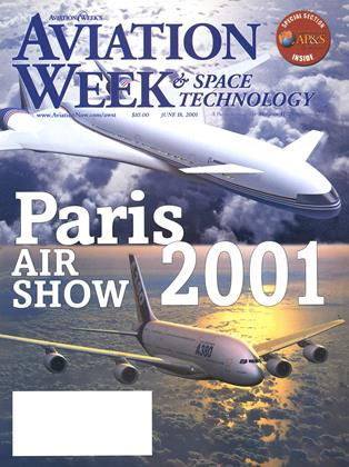 Cover for the June 18 2001 issue