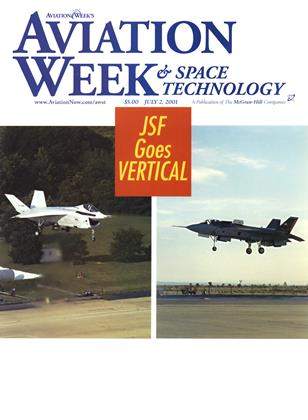 Cover for the July 2 2001 issue