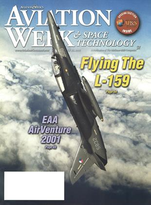 Cover for the July 23 2001 issue