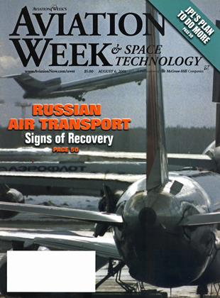 Cover for the August 6 2001 issue