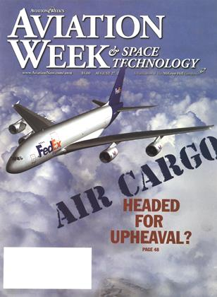 Cover for the August 27 2001 issue
