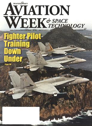 Cover for the September 3 2001 issue