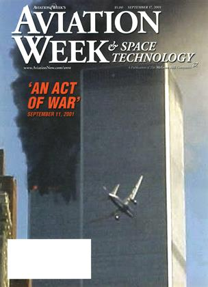 Cover for the September 17 2001 issue