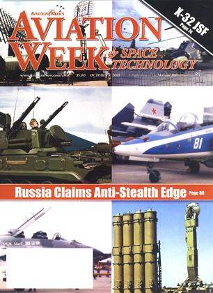Cover for the October 8 2001 issue