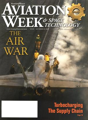 Cover for the October 15 2001 issue