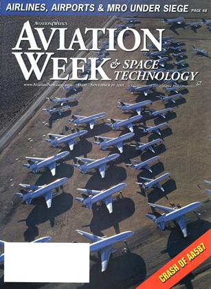 Cover for the November 19 2001 issue