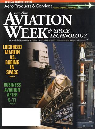 Cover for the December 10 2001 issue