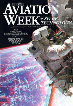 Cover for the DECEMBER 24/31 2001 issue