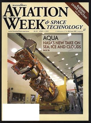 Cover for the April 1 2002 issue