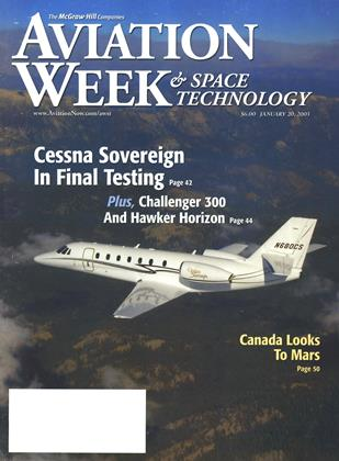 Cover for the January 20 2003 issue
