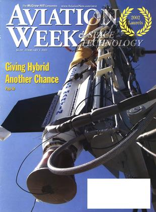 Cover for the February 3 2003 issue