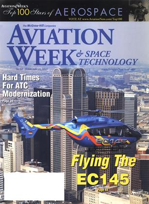 Cover for the February 24 2003 issue