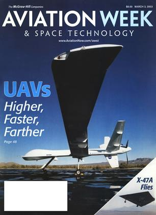 Cover for the March 3 2003 issue