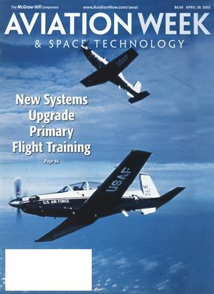 Cover for the April 28 2003 issue