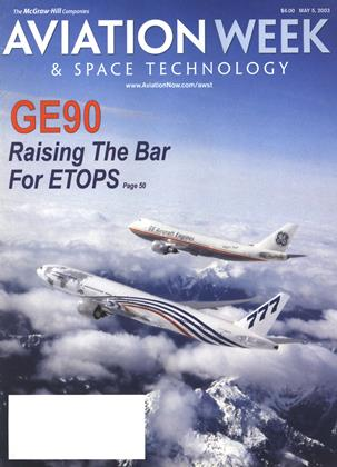 Cover for the May 5 2003 issue