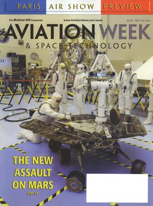 Cover for the May 26 2003 issue
