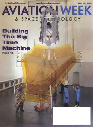 Cover for the July 7 2003 issue