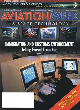 Cover for the July 14 2003 issue