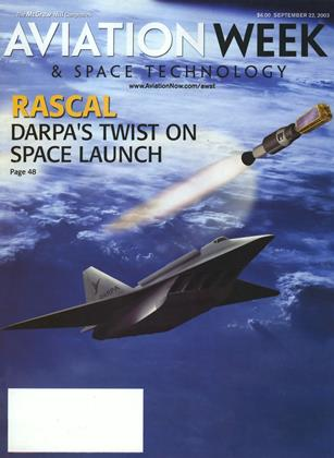 Cover for the September 22 2003 issue