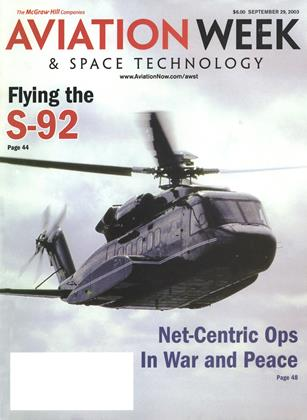 Cover for the September 29 2003 issue