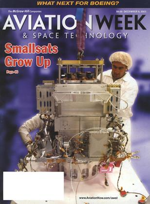 Cover for the December 8 2003 issue