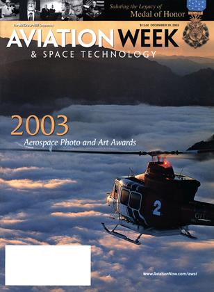 Cover for the December 29 2003 issue