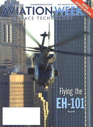 Cover for the January 26 2004 issue