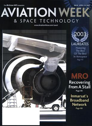 Cover for the April 19 2004 issue