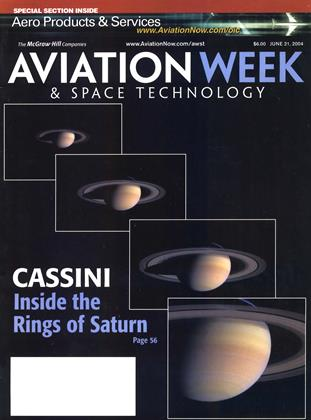 Cover for the June 21 2004 issue