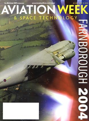 Cover for the July 19 2004 issue