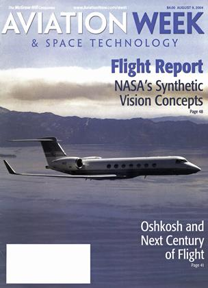 Cover for the August 9 2004 issue