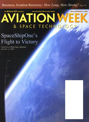 Cover for the October 11 2004 issue