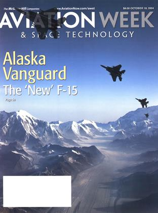 Cover for the October 18 2004 issue