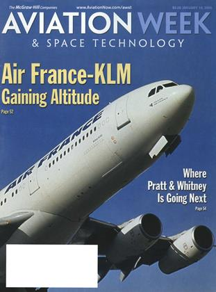 Cover for the January 10 2005 issue