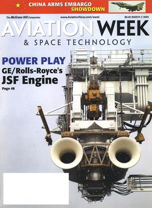 Cover for the March 7 2005 issue